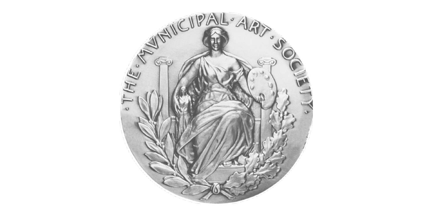 Seal for the Municipal Art Society of New York