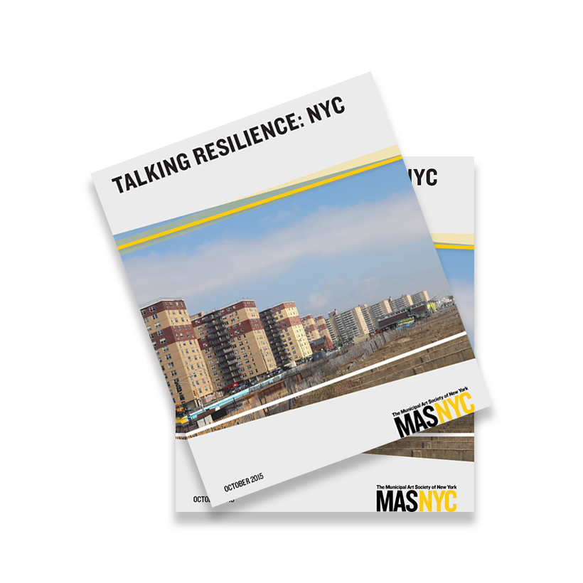Talking Resilience - Report Cover