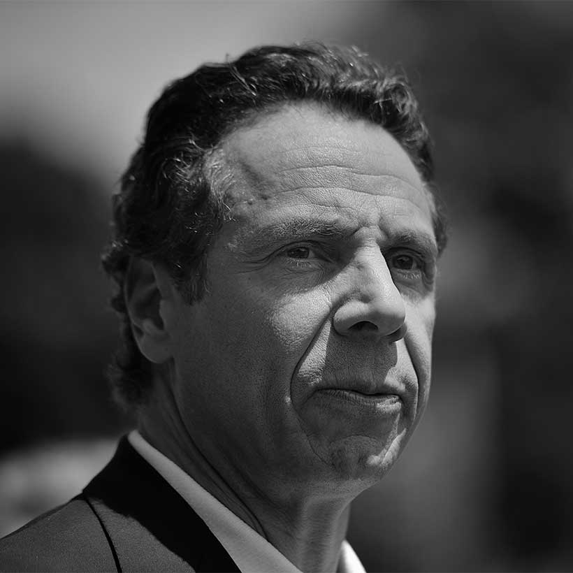 Governor Andrew Cuomo at the Little Neck Douglaston Memorial Day Parade in 2014. Photo: Wikimedia Commons, Diana Robinson.