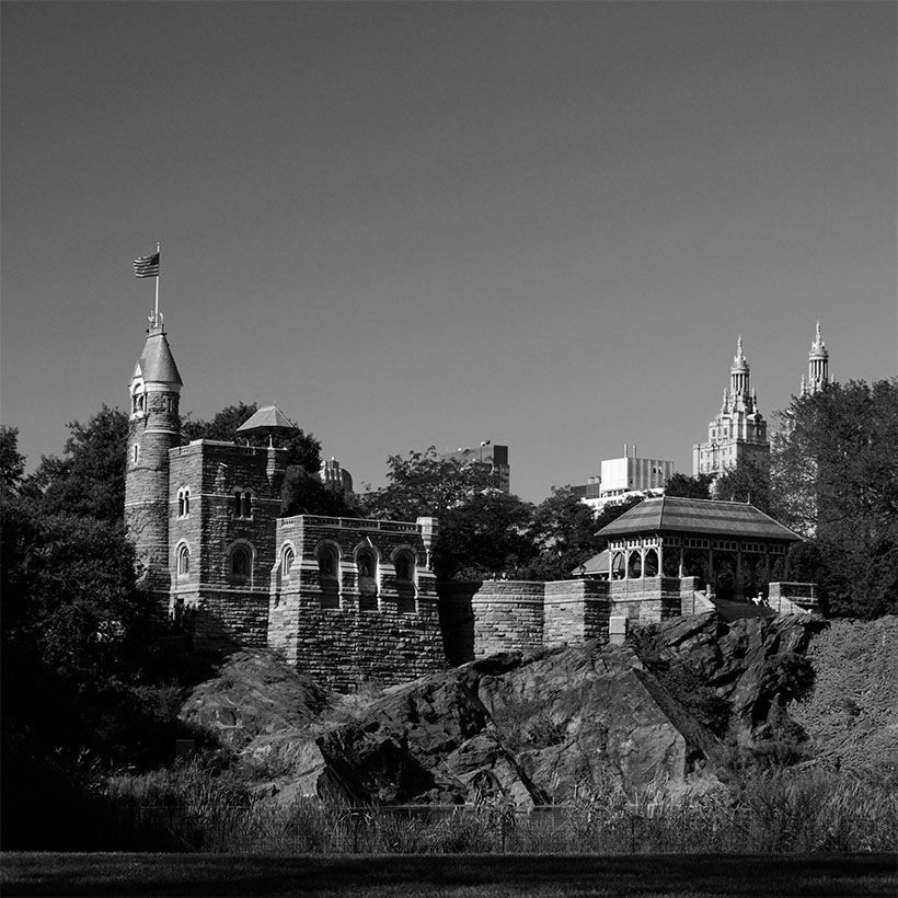 Belvedere Castle in Manhattan's Central Park. Photo: Wikimedia Commons, Kimon Berlin.