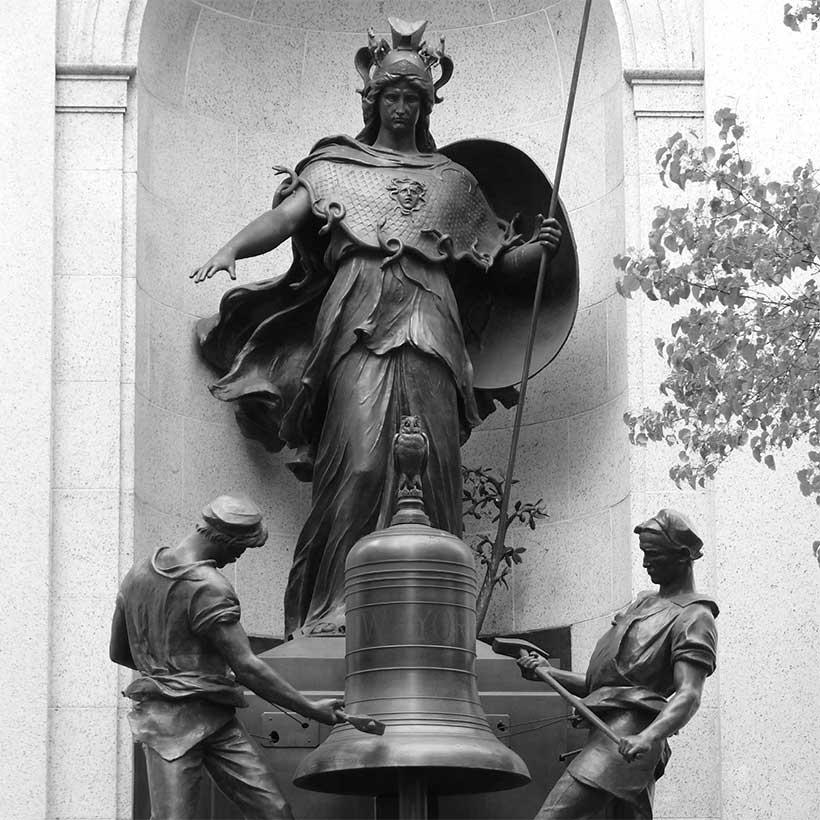 Bellringers Monument