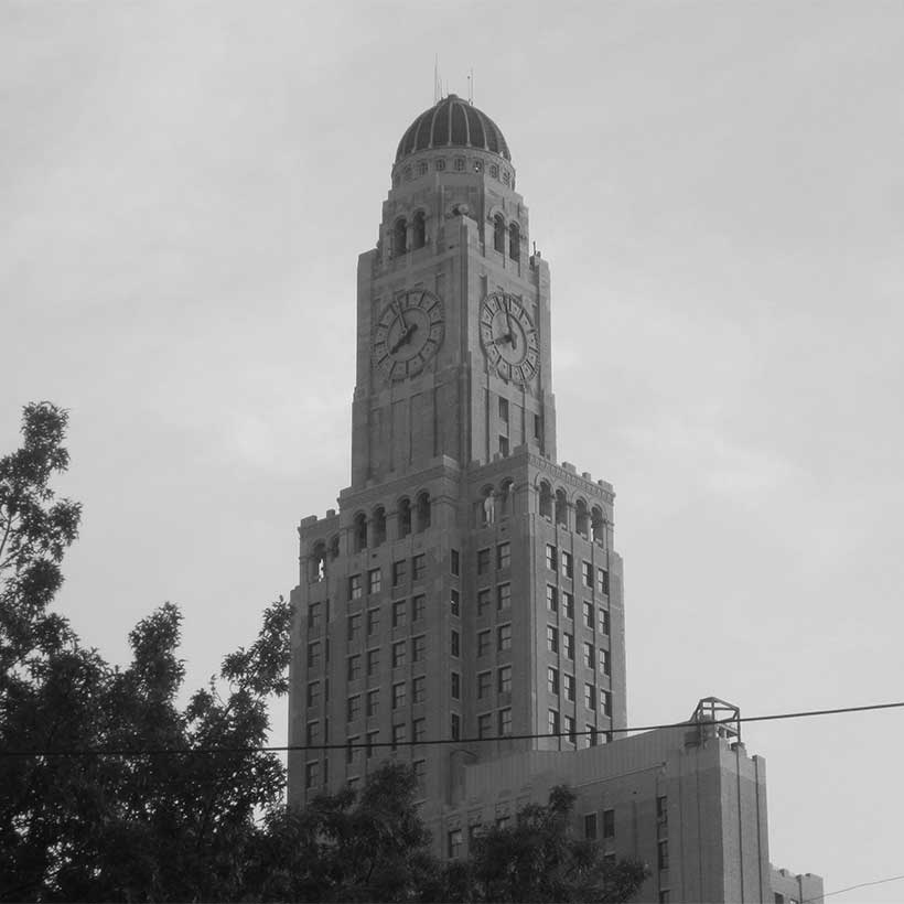 The Williamsburgh Savings Bank Tower in Brooklyn. Photo: Wikimedia Commons, Billy Hathorn.