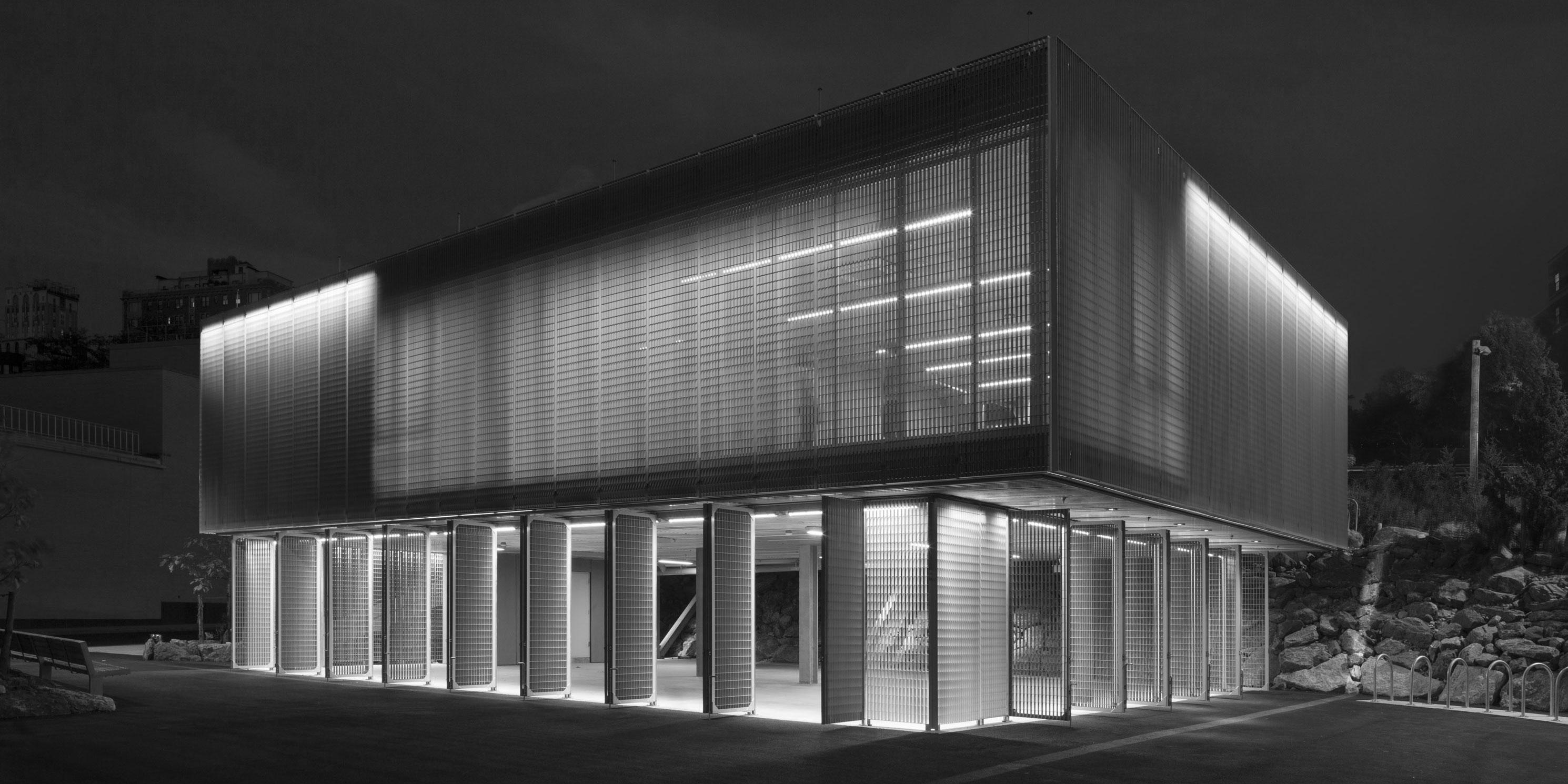 2018 MASterworks Best New Building: Brooklyn Bridge Park Boathouse