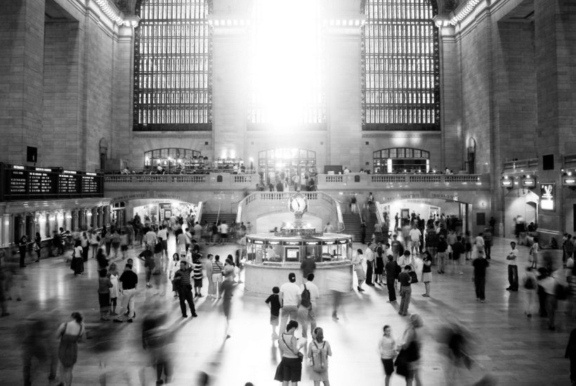 main floor at Grand Central Terminal