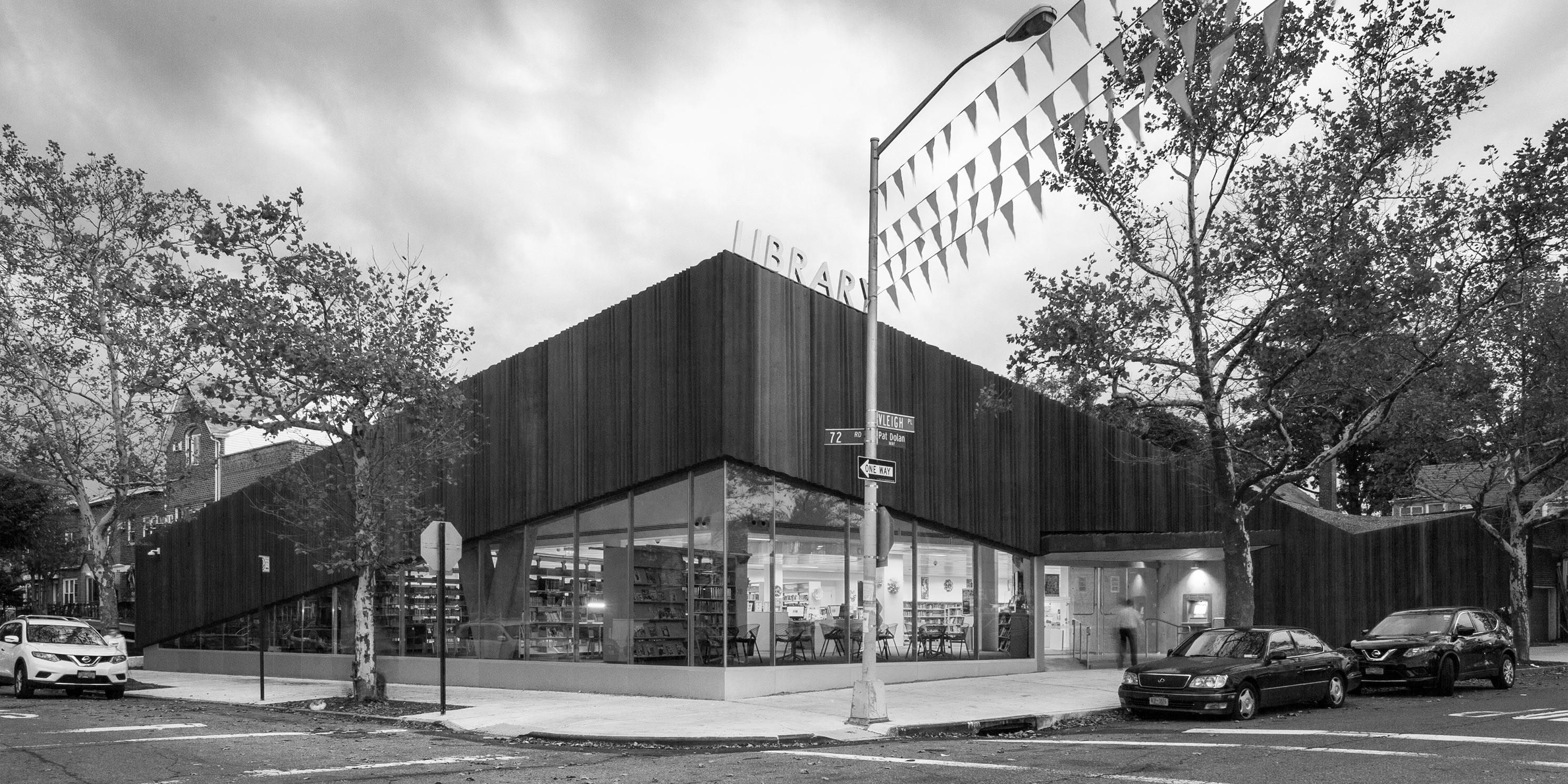 2018 MASterworks Best New Urban Amenity: Kew Gardens Hills Library