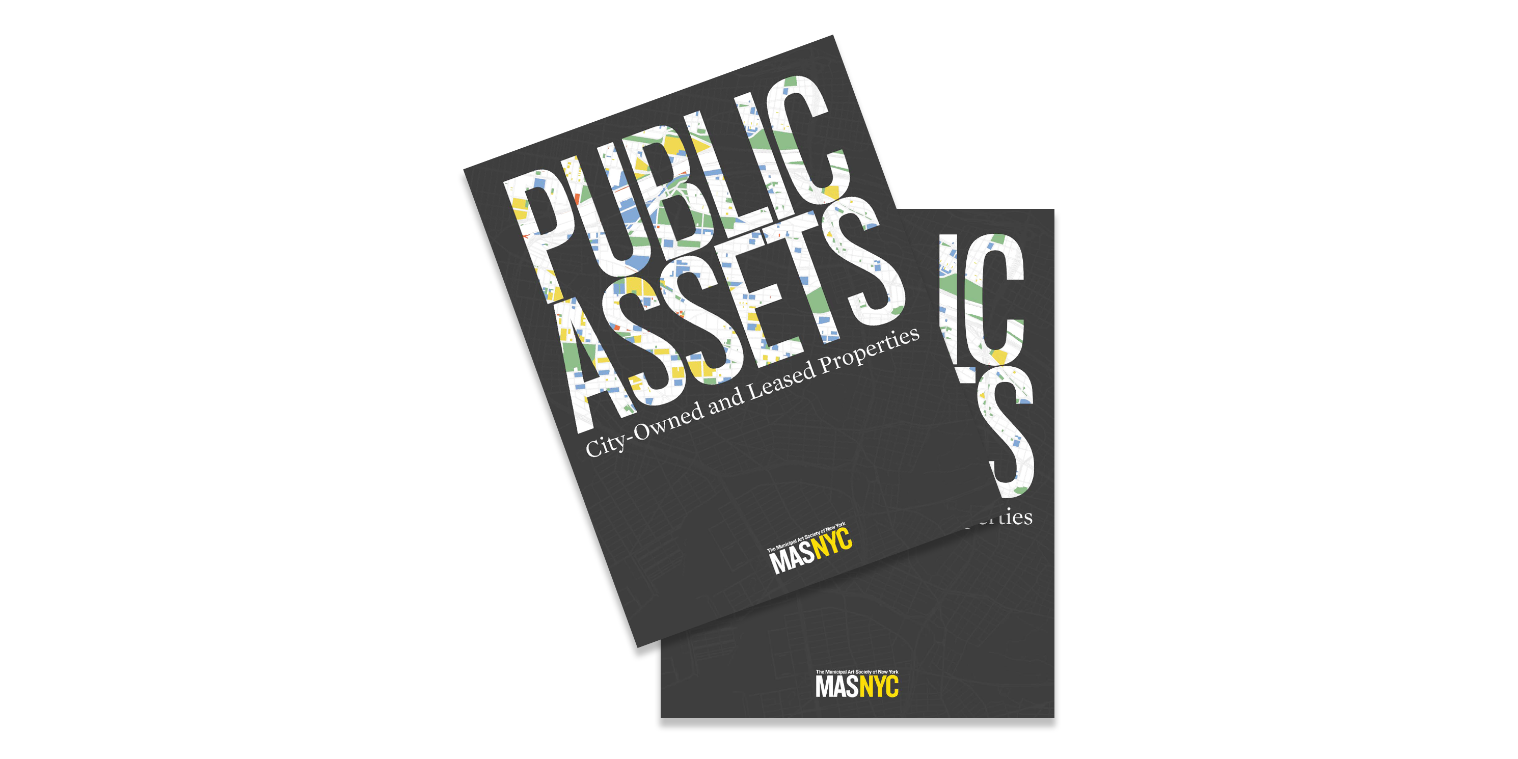 Cover of the Municipal Art Society of New York's Public Assets report