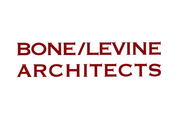 logo for Bone and Levine Architects