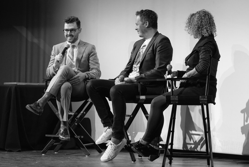 panel discussion at the 2017 Celebrating the City Awards