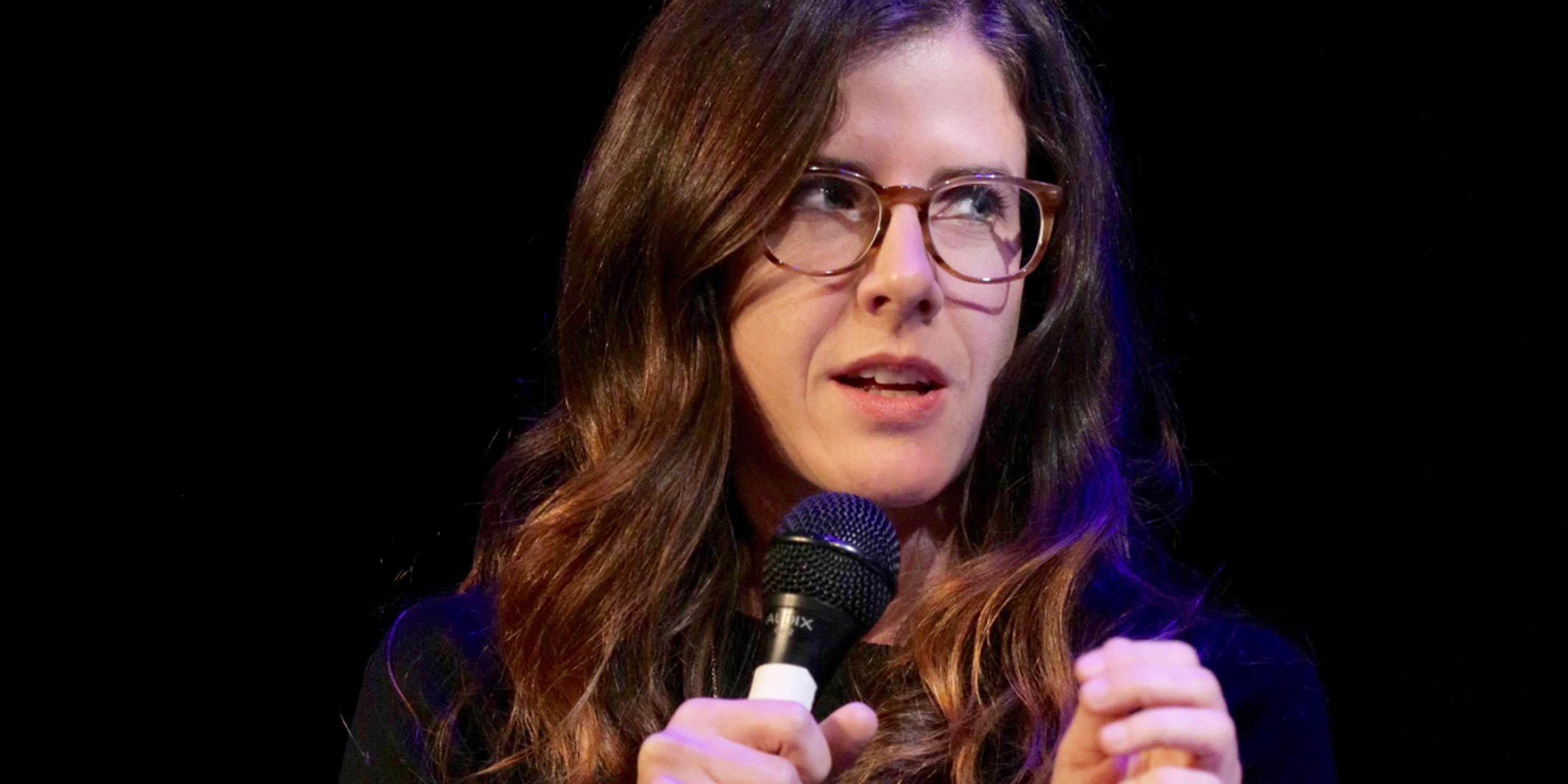 2018 Brendan Gill Prize Winner Julia Wertz speaks