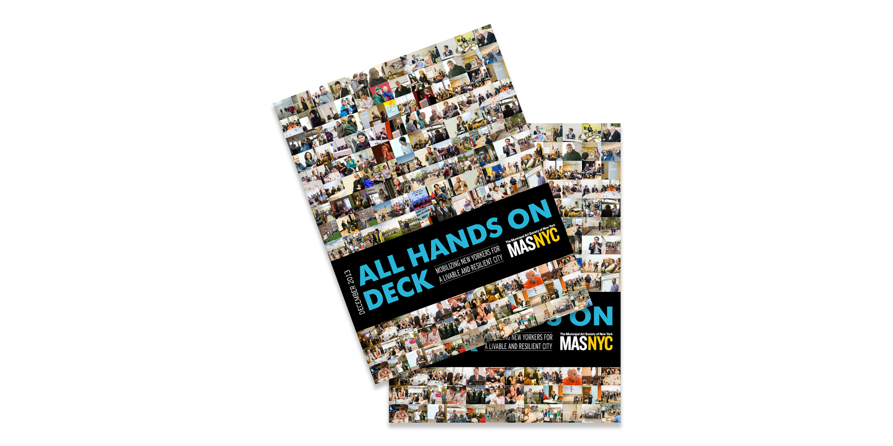 All Hands on Deck - Report Cover