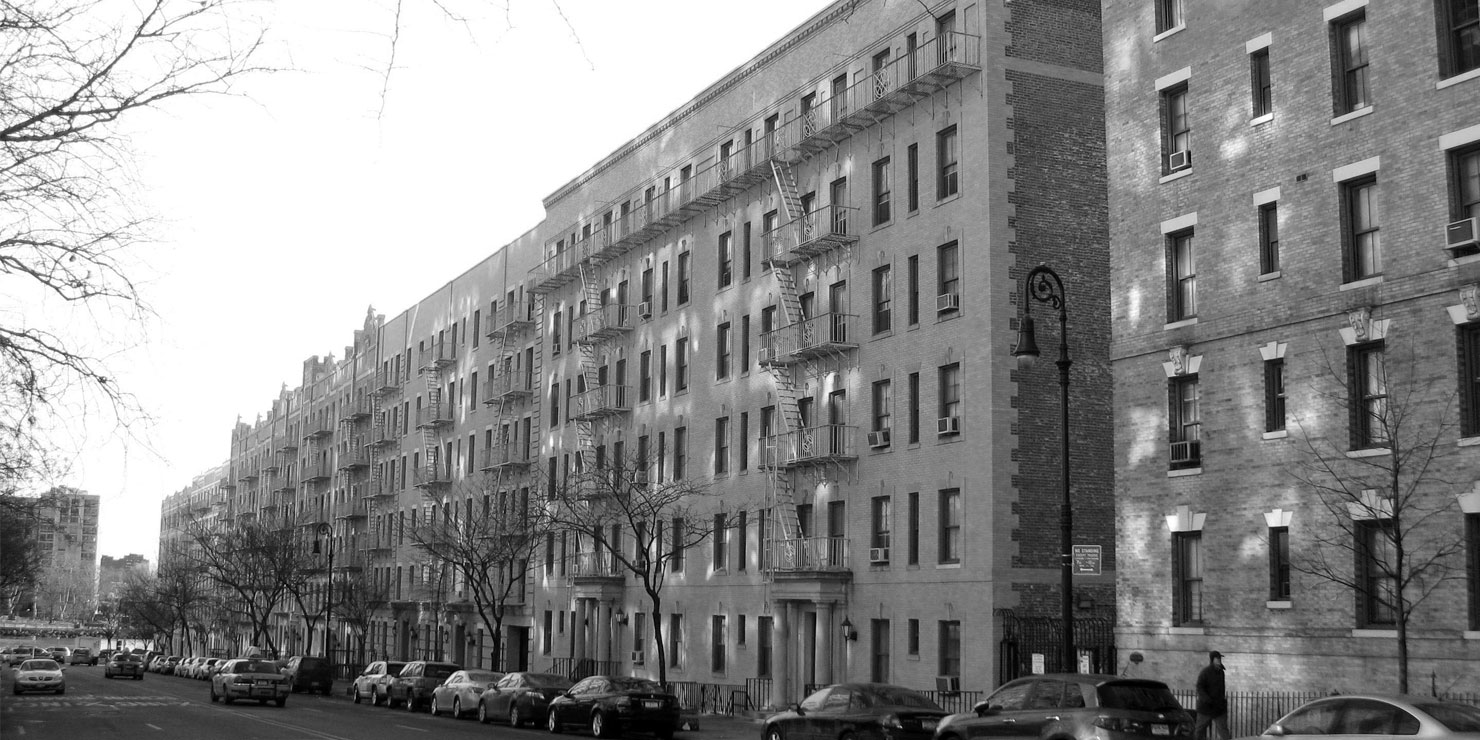 tenement building in New York City