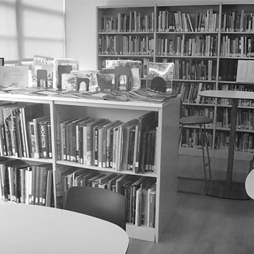 MAS's Greenacre Resource Library