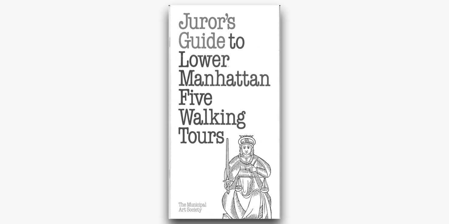 cover of the Juror's guide