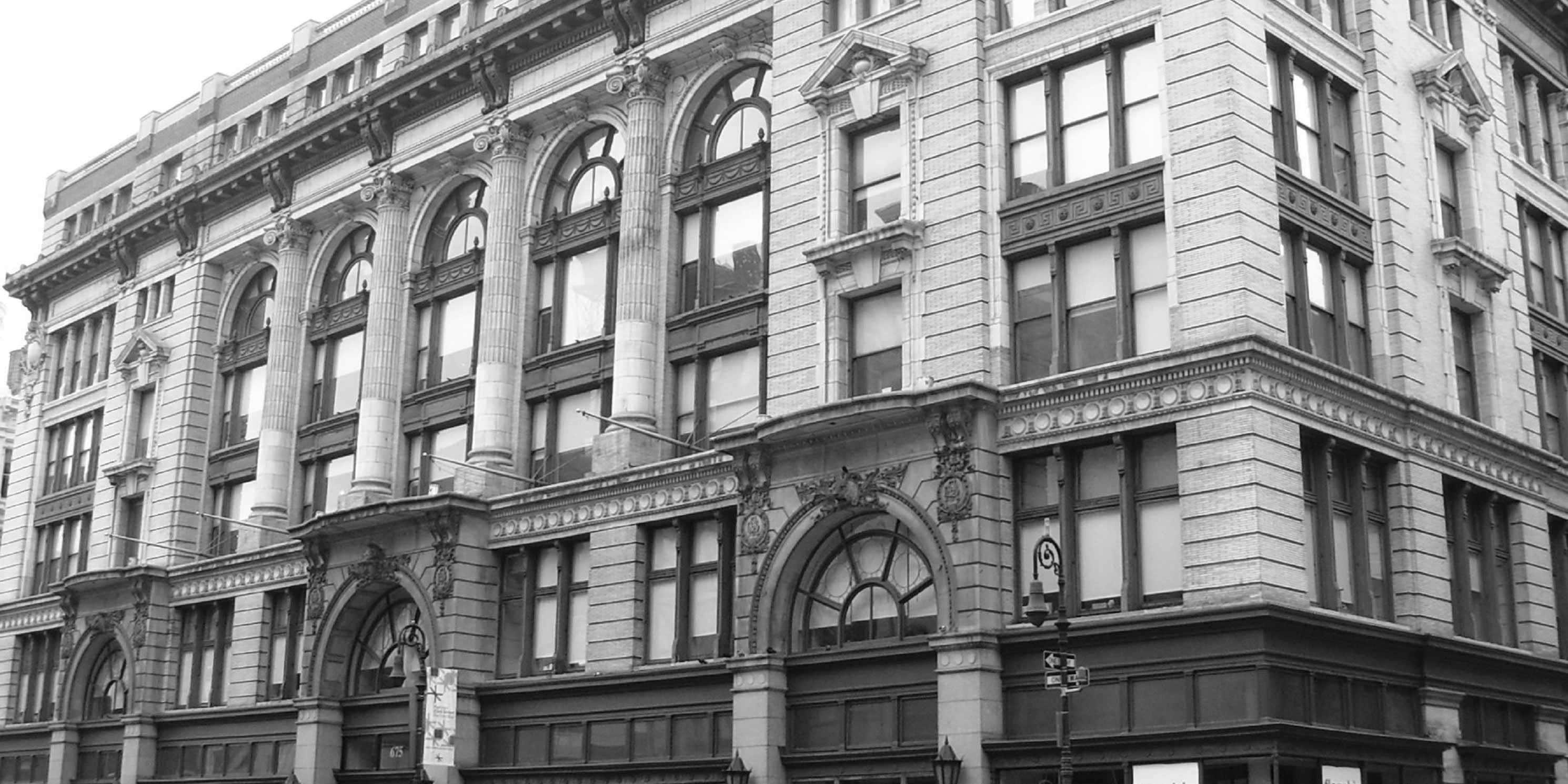 exterior of 675 Avenue of the Americas