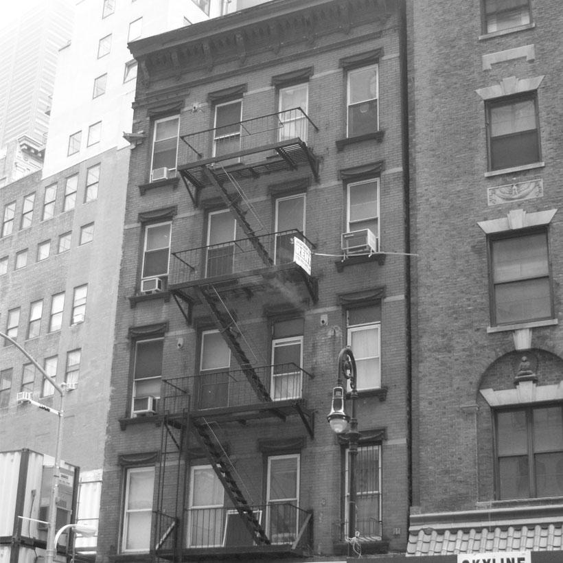 exterior of 109 Washington Street