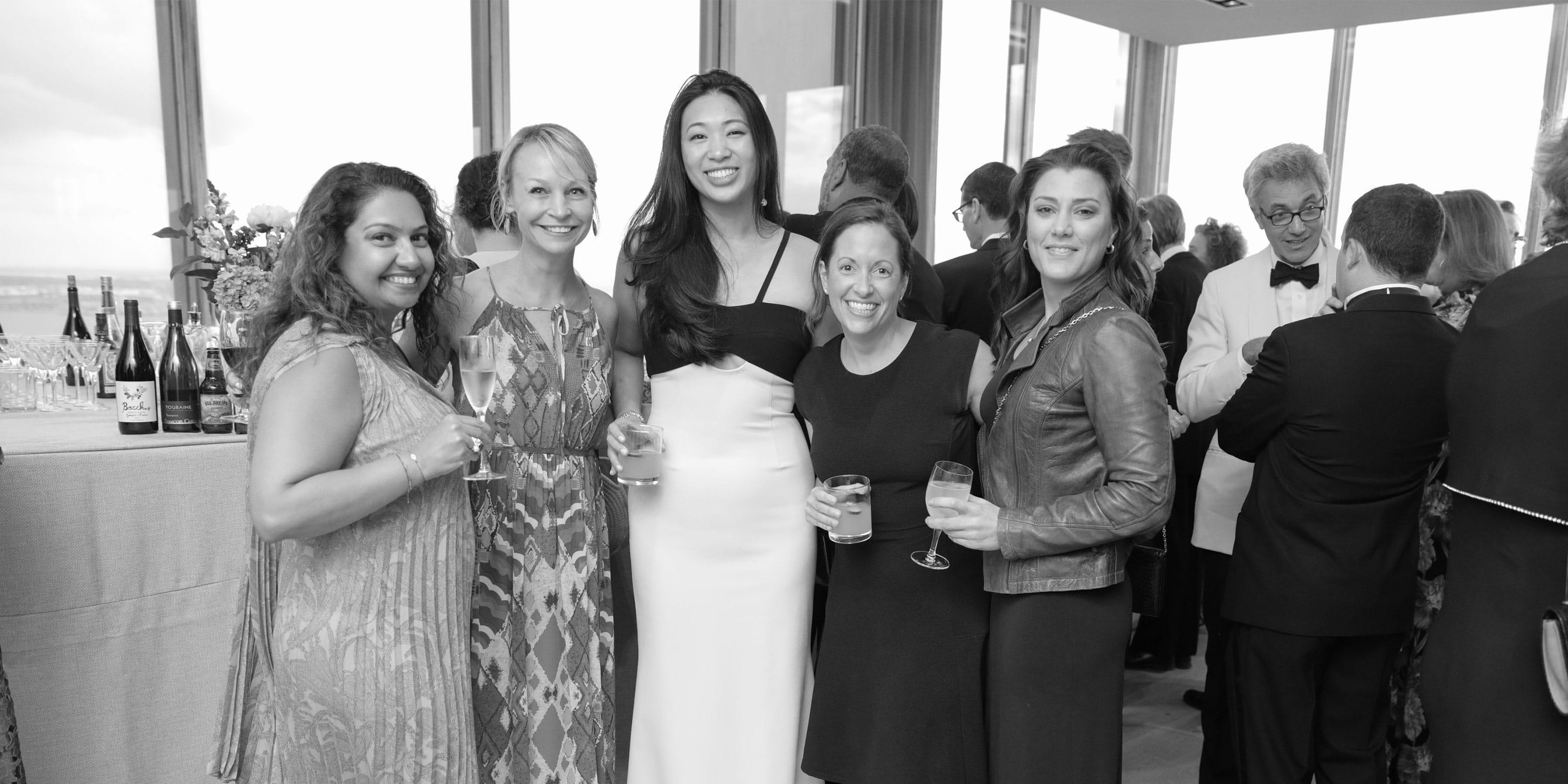 Guests at the 2018 Gala.
