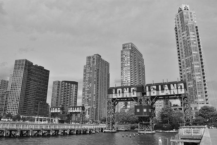 waterfront at Long Island City