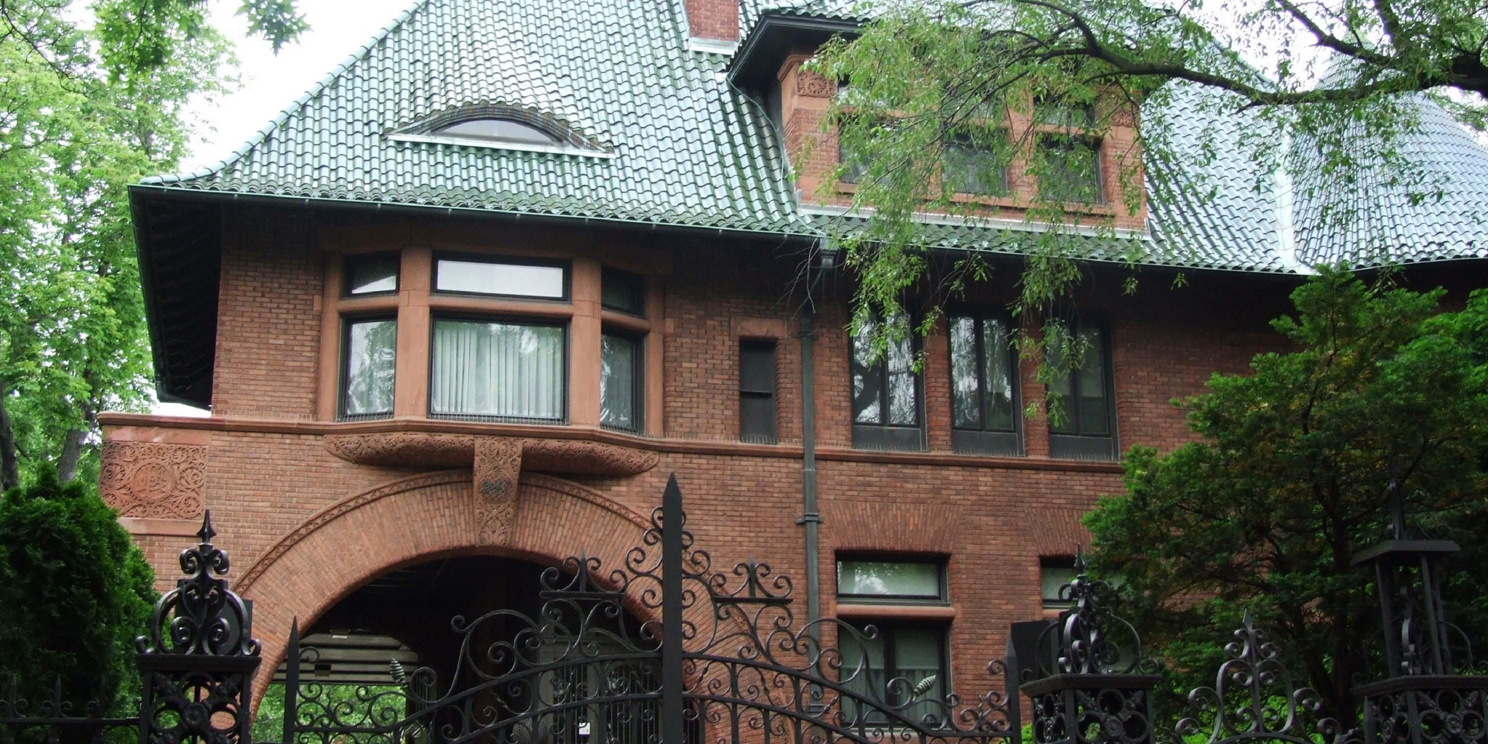 Houses in Clinton Hill, Brooklyn