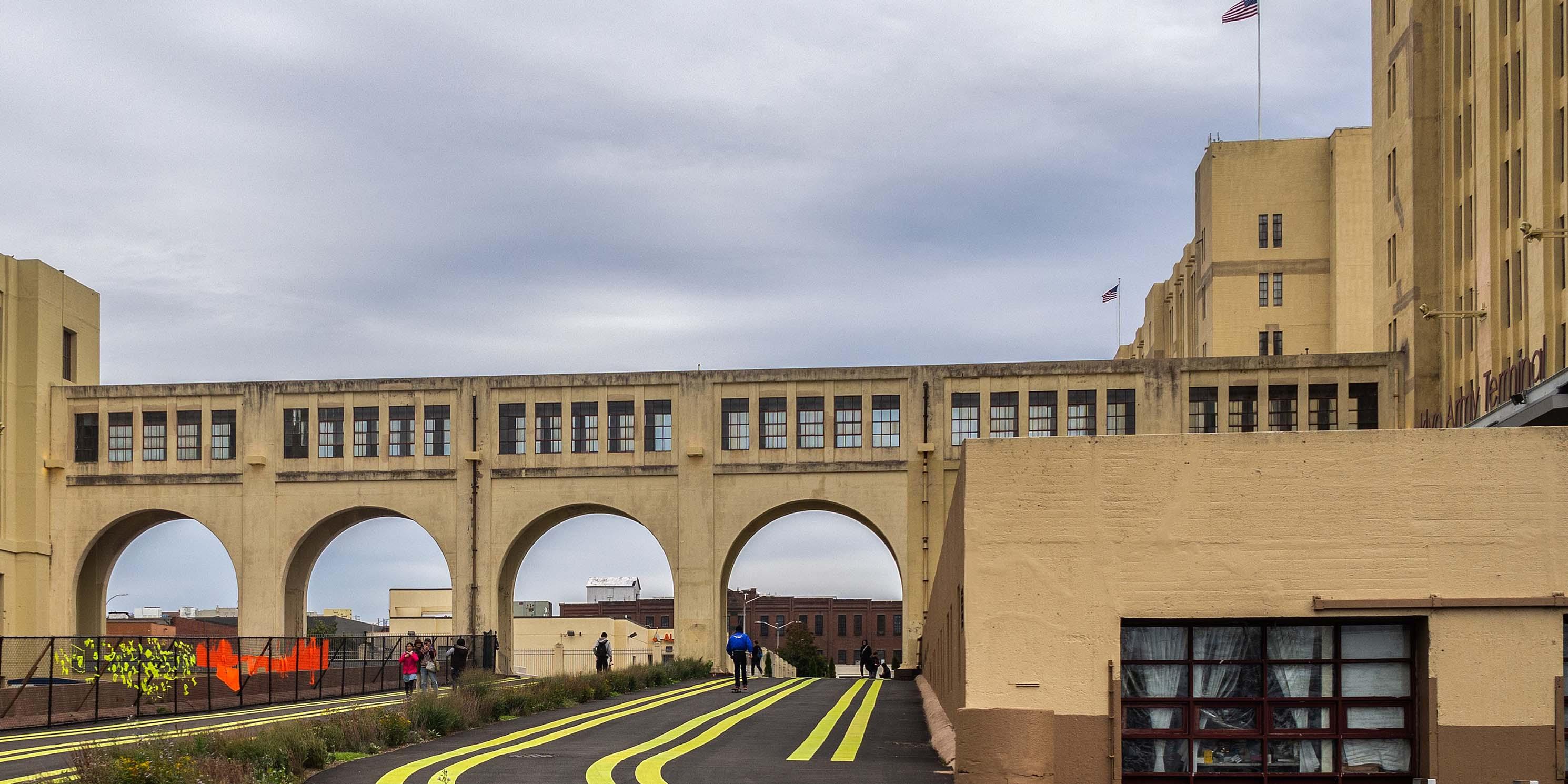 The Brooklyn Army Terminal