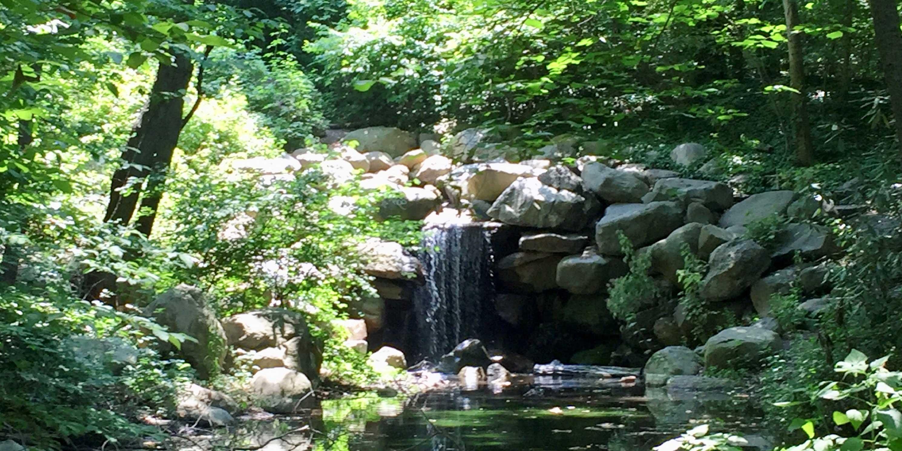 Fallkill Falls in Prospect Park