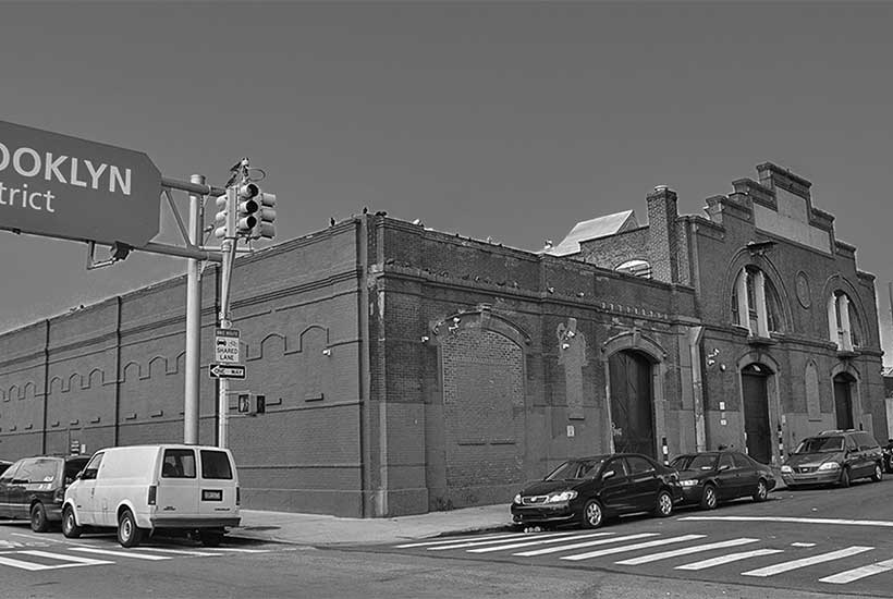 Former Piels Brewery in East New York