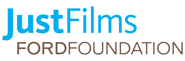 logo for the Just Films, Ford Foundation