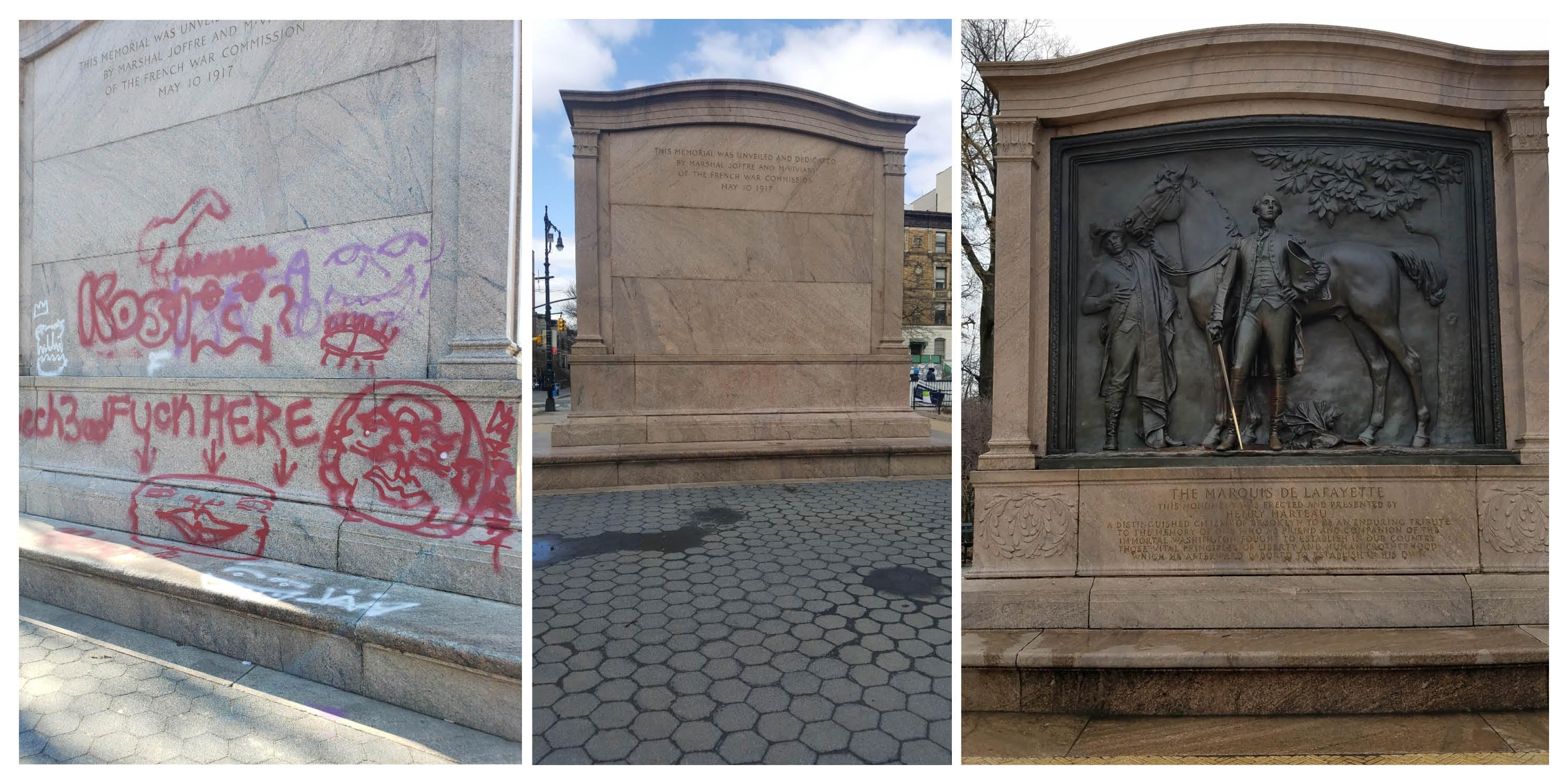 Lafayette Memorial