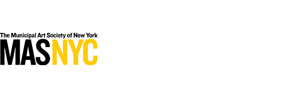 logo for the Municipal Art Society of New York