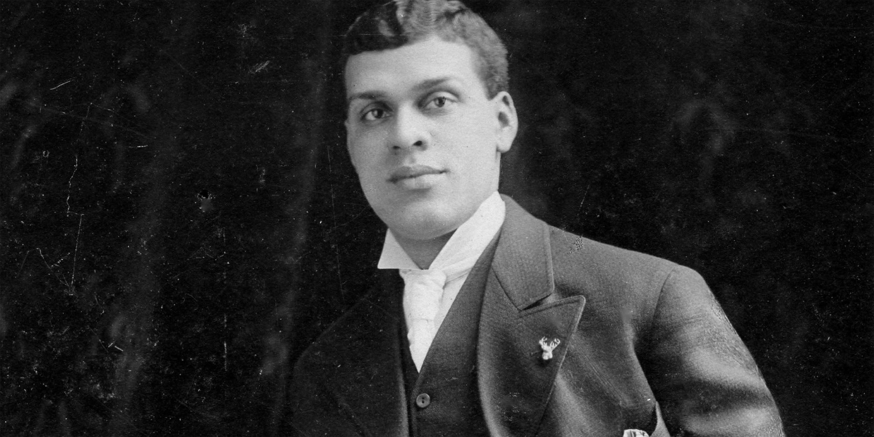 portrait of James H. Williams