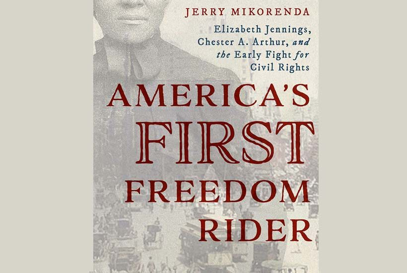 cover of the book 'America's First Freedom Rider'