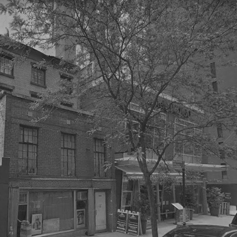 exterior of 227 Duffield Street in Brooklyn