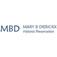 logo for Mary B. Dierickx Historic Preservation