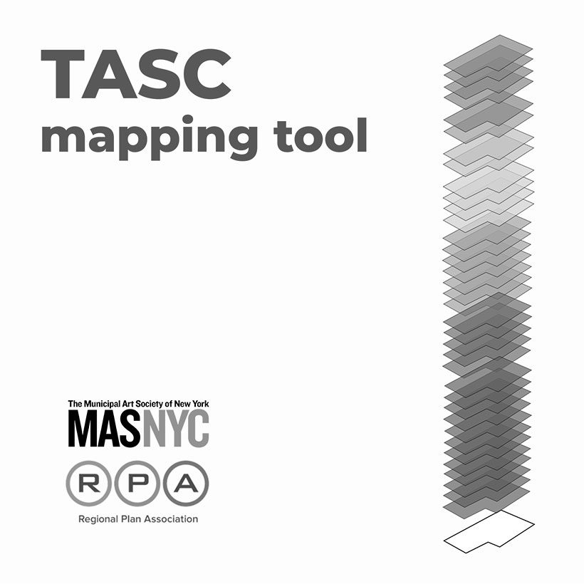 logos and slogans for the TASC mapping tool